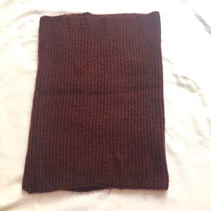 Knit Loop Scarf